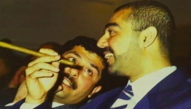 The Wannabe Saddam Begins His Purge