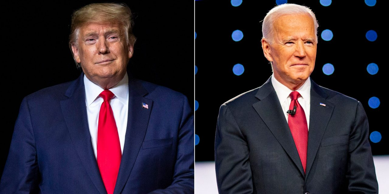 State of the Race: Biden is Dominating