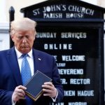 Trump's Visit to St. John's Church Was an Iconic Mistake