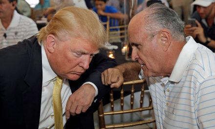 Why Did Trump and Giuliani Promote Hydroxychloroquine?