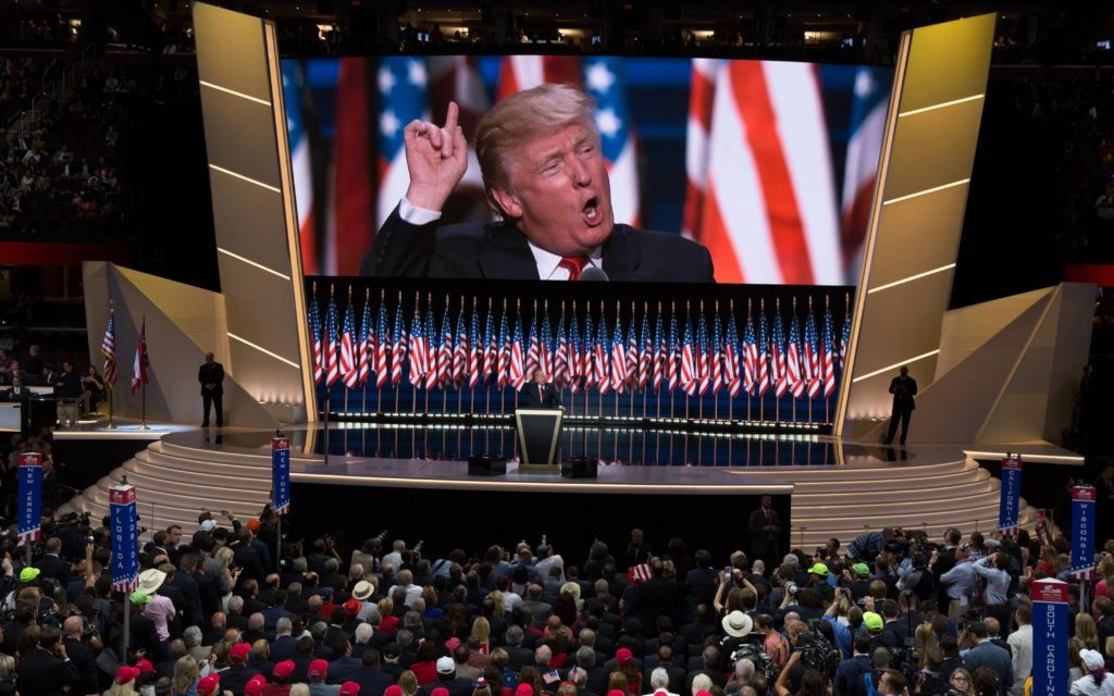Trump is Turning the Republican National Convention into His Latest Debacle