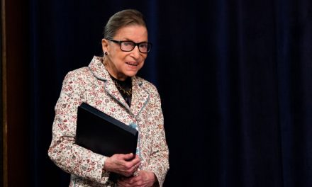 Ginsburg's Untimely Death Puts Us on the Brink of Civil War