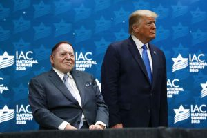 Sheldon Adelson is Buying the US Ambassador's Residence in Israel