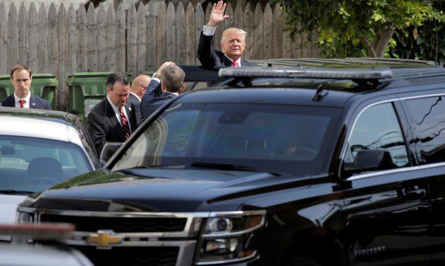 Why Did Trump Suddenly Visit Walter Reed Medical Center Last November?