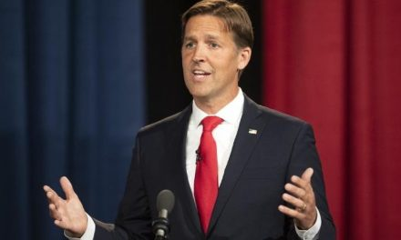 Ben Sasse Speaks Up, So Why Don't the Other Republican Senators?
