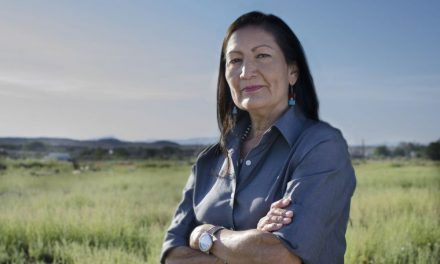 Deb Haaland's Nomination is a Really Big Deal