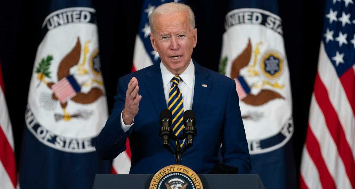 Biden's Foreign Policy Day Was Encouraging and Refreshing