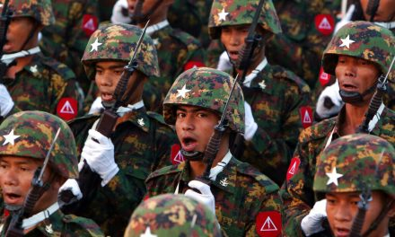 Myanmar Military Pulls a Trump, But Successfully