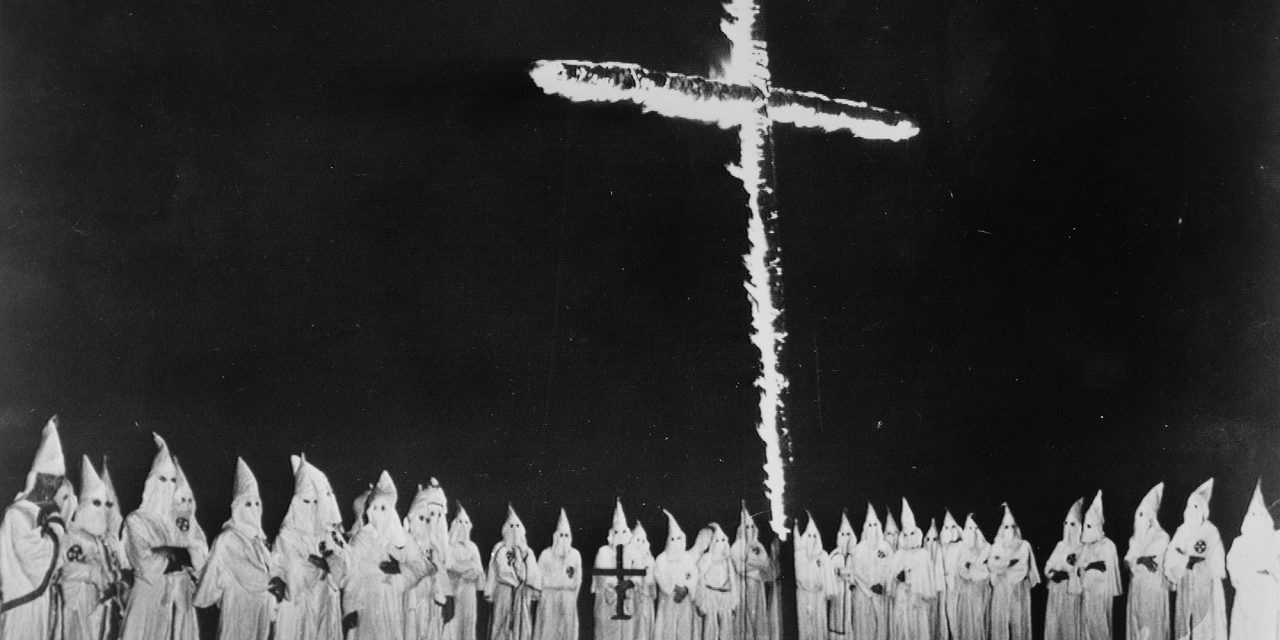 The KKK-ification of the Republican Party