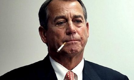 Some Light Praise for John Boehner
