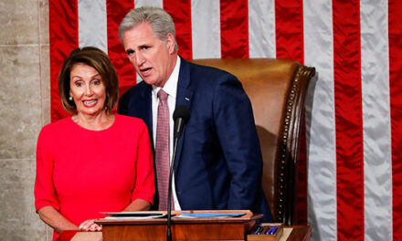 """Pelosi Says McCarthy is """"Such a Moron"""""""