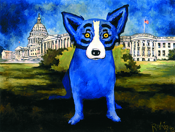 The Gottheimer 9 Are All That's Left of the Blue Dog Coalition