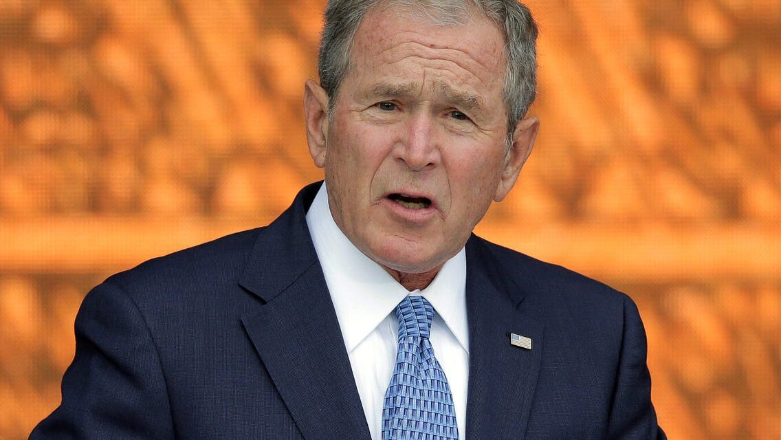 How the Failure of Bush's Presidency Led to MAGA