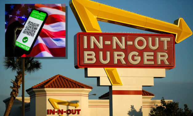 In-N-Out Burger and Vaccine Passports